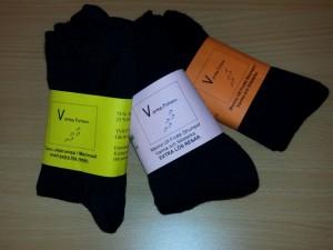 Varma Foten från HELP & RESCUE tillverkade i Jämtland